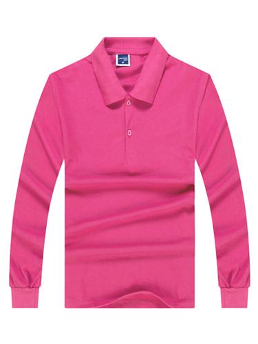 纯色长袖T恤(1)
